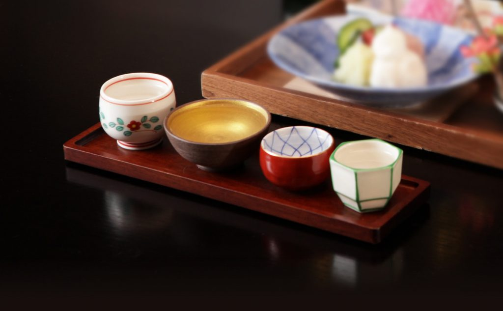 How to choose the right sake cup to elevate your sake game