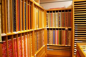 Japanese paper from all over Japan! My visit to Ozu Washi, a store in Nihonbashi, Tokyo operating since Edo period