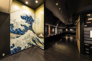 Discover one of the world's most famous artists Katsushika Hokusai and his ukiyo-e masterpieces at the Sumida Hokusai Museum